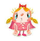 Candy Crush Facebook sticker #16