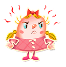 Candy Crush Facebook sticker #18