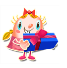 Candy Crush Facebook sticker #21
