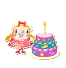 Candy Crush Facebook sticker #26