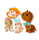Candy Crush Facebook sticker #27