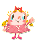 Candy Crush Facebook sticker #29