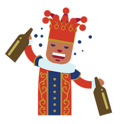 Carnaval Facebook sticker #6