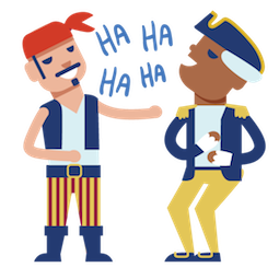 Karneval Facebook sticker #7