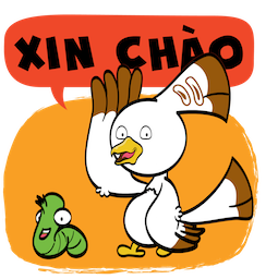 Chin & Su Facebook sticker #13
