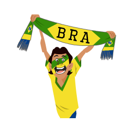 Copa100 Facebook sticker #6
