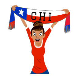 Copa100 Facebook sticker #8
