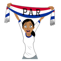 Copa100 Facebook sticker #23