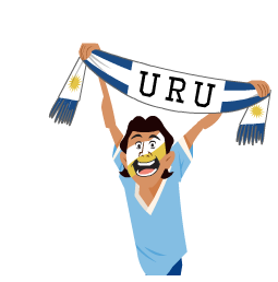 Copa100 Facebook sticker #28