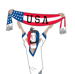 Copa100 Facebook sticker #30