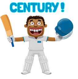 Cricket – Highlights zum Spiel Facebook sticker #5