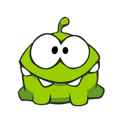 Cut the Rope Facebook sticker #1
