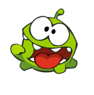 Cut the Rope Facebook sticker #2