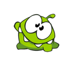 Cut the Rope Facebook sticker #4