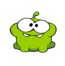 Cut the Rope Facebook sticker #7