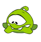 Cut the Rope Facebook sticker #10