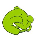 Cut the Rope Facebook sticker #13