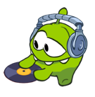 Cut the Rope Facebook sticker #14