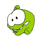 Sticker de Facebook / Messenger Cut the Rope #15