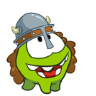 Cut the Rope Facebook sticker #21