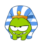 Cut the Rope Facebook sticker #23