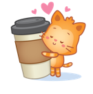 Cutie Pets Facebook sticker #3