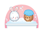 Cutie Pets Facebook sticker #4