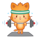 Cutie Pets Facebook sticker #6