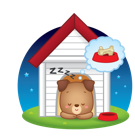 Cutie Pets Facebook sticker #16