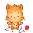 Cutie Pets Facebook sticker #19
