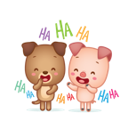 Cutie Pets Facebook sticker #20