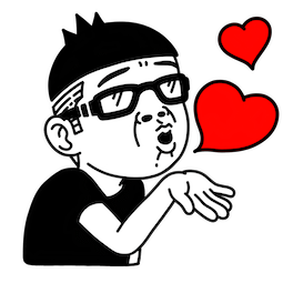 Daily Duncan Vol 1. Facebook sticker #8