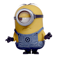 Facebook Despicable Me 2 stickers