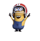 Despicable Me 2 Facebook sticker #2