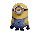 Despicable Me 2 Facebook sticker #3