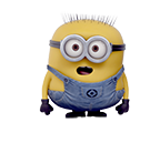 Despicable Me 2 Facebook sticker #4