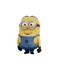 Despicable Me 2 Facebook sticker #5