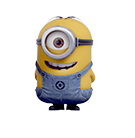 Despicable Me 2 Facebook sticker #6