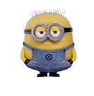 Despicable Me 2 Facebook sticker #7