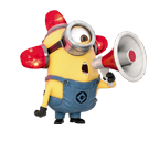 Despicable Me 2 Facebook sticker #8