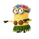 Despicable Me 2 Facebook sticker #9