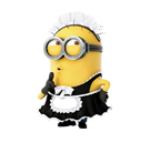 Despicable Me 2 Facebook sticker #10