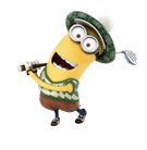 Despicable Me 2 Facebook sticker #11