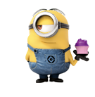 Despicable Me 2 Facebook sticker #16