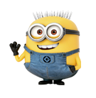 Despicable Me 2 Facebook sticker #18