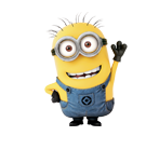 Despicable Me 2 Facebook sticker #20