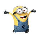 Despicable Me 2 Facebook sticker #23