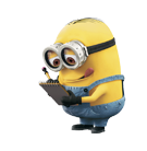 Despicable Me 2 Facebook sticker #24