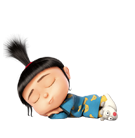 Despicable Me 2 Facebook sticker #37