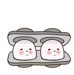 Facebook / Messenger Dough Banjuk sticker #4